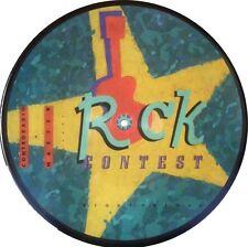 Various - Rock Contest '87 (LP Compilation, Picture)