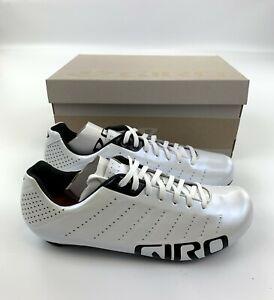 Giro Empire SLX Cycling Shoes Men's EU 41 / US 8 White New