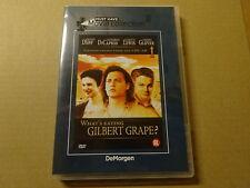 DVD / WHAT'S EATING GILBERT GRAPE? ( JOHNNY DEPP, LEONARDO DICAPRIO... )