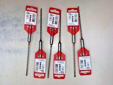 """New listing Hilti Te-C 5/32"""" 6"""" Hammer Drill Bit #2037969 Six total (6) bits"""