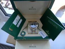 Rolex GMT Master II  116713LN - with Box and Papers MINT .