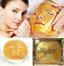 GOLD PREMIUM COLLAGEN BIO ANTI AGEING WRINK MOISTURE CARE CRYSTAL FACE MASK