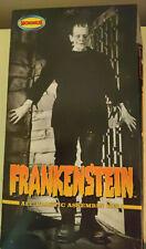 Moebius Frankenstein Model Kit Boris Karloff Sealed Horror Monster 2009
