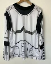 Rubies Star Wars Storm Trooper Shirt One Size Costume