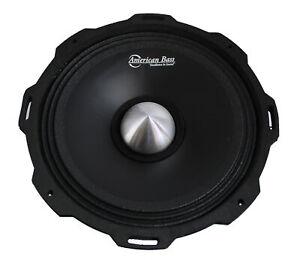 "OPEN BOX American Bass 8"" Godfather Shallow Mid-Range 800 Watt 4 Ohm Loudspeaker"