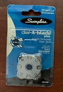 New Swingline SmartCut Dial-A-Blade Plus Trimmer 9213RB Replacement Cartridge
