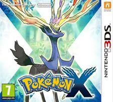 Pokémon X   Nintendo 3DS 2DS New