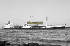 mc2911 - Shell Oil Tanker - Acavus - photo 6x4