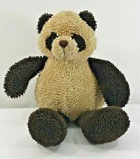 Pudgies Plush Brown and Tan Bear Stuffed Animal Collectible