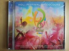 Holi Festival of Colours 2CD Neu & OVP