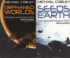 Complete Set Series Lot of 3 Humanity's Fire Trilogy by Michael Cobley (Sci Fi)