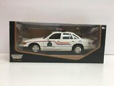 MotorMax Royal Canadian Mounted Police Car 1:24 Diecast RCMP