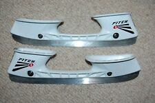 Pitch 3 hockey skate blades and holders -New- 263mm
