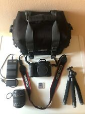 Canon EOS 80D with 18-55mm Digital SLR Camera + EXTRAS!