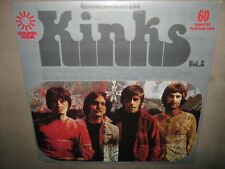 The KINKS Golden Hour Of Vol. 2 60 Mins Best Early RARE SEALED New Vinyl LP 1973