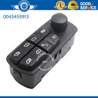 0045455913 Power Window Main Control Switch for Mercedes Axor New Model LHD New