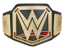 WWE World Heavyweight Championship Belt Replica OFFICIAL SMACKDOWN JINDER MAHAL