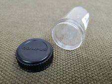 Olympus Plan Microscope Objective Lens - Case / Tube / Container
