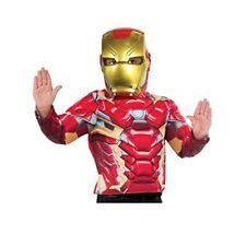 Rubie's 39216ns Marvel Avengers Iron Man Deluxe Child's Mask, Boys, One Size