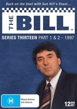 The Bill : Series 13 : Part 1-2 (DVD, 2013, 12-Disc Set) BRAND NEW/SEALED... R 0