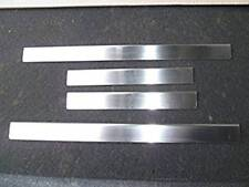 VW TOUAREG 2003-2008 STAINLESS DOOR SILL PLATES AFTERMARKET 3526300172