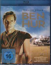 Blu-ray BEN HUR v. William Wyler, Charlton Heston # KLASSIKER! ++NEU