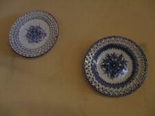 3 PLATOS PARA COLGAR DE CERAMICA / 3 PLATES FOR HANGING CERAMICA