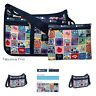 LeSportsac NY to LA Exclusive Deluxe Everyday Crossbody Bag New York Los Angeles