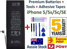 For iPhone 5 5s 5c SE Brand New FAST CHARGING Internal Battery Replacement +Tool