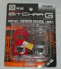 Tomy Tomica Bit Char-G TOYOTA CELICA Car Body Red NEW GM-04