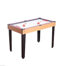 HOMCOM 3 in 1 Mini Games Table Tennis Billiard Pool Air Hockey Set