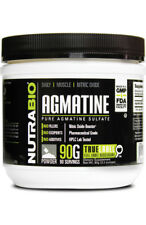 NUTRABIO Agmatine Sulfate Powder 90 Grams