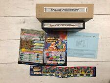 Kit Shock Troopers, Matching  Neo Geo Mvs Original