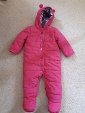 Joules Snowsuit 9 -12 months