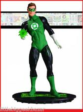 GREEN LANTERN Statue Dc Chronicles Comics direct Hal Jordan diorama # NEUF #