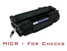 Compatible MICR Toner Cartridge (Q7553A, 53A) for HP LaserJet P2015 dn, P2015 n