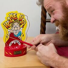 The Buzzer Alarm Clock - Wake Up Carnival Challenge Puzzle Game - Big Mouth Toys
