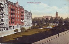 Sweden Goteborg Göteborg - Vasaplatsen old unused postcard