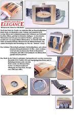 Ammon unisex Designer Automatik reloj (swiss eta mecanismo 2836) Rosegold placas
