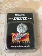 Warlords-Salute 2017 Event Exclusive Model (Female Russian Flag Bearer) - Rare