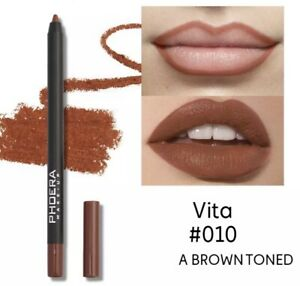 Lip Liner Brown Neutral Nude Cosmetic Makeup Artistry Long Lasting