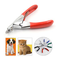 Stainless steel pet dog cat nail toe claw clippers scissors shear trimmer  B BC
