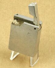 Antique Vintage Aluminium Petrol Lighter