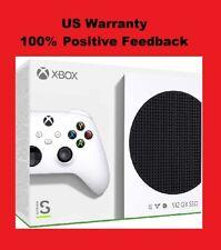 🔥 2021 New Microsoft Xbox Series S Console White 512GB In Stock FedEx 2-Day 🔥
