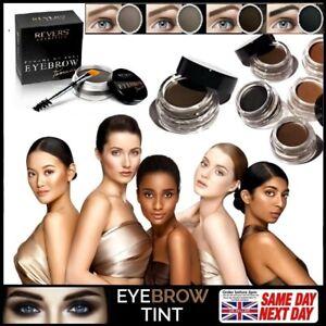 Dipbrow EYEBROW POMADE Revers Eye Brow Makeup &  DUO BRUSH   Royal Mail UK