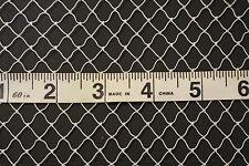 "4' x 25' BABY BIRD NET POULTRY NET AVIARY NETS SMALL 3/8"" HOLES #139 LIGHTWEIGHT"