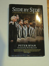 "Alan Didak (Collingwood FC) signed ""Side by Side"" Book + COA"