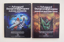 dungeons & dragons PLAYER HANDBOOK 2010 + DUNGEONS MASTERS GUIDE 2011 gygax ad&d