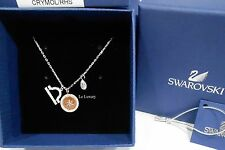 Swarovski Zodiac Pendant, Libra, horoscope pear-shaped Crystal MIB 5349218