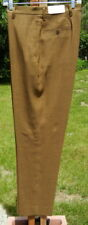 New listing Nwt Vintage Mod 1960s Deadstock New Pants 32x33 - Alterable Skinny Leg Trousers